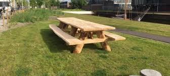 Afbeeldingsresultaat voor picknicktafel